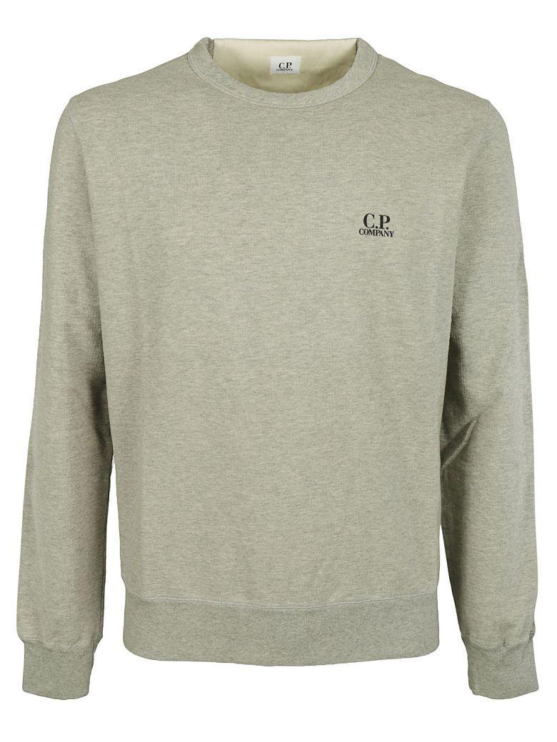 C.p. Company Classic Sweatshirt In Grey