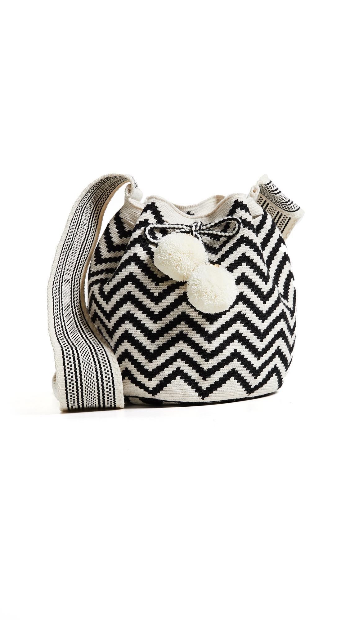 The Way U Medium Mochila Bag In Wave Beige