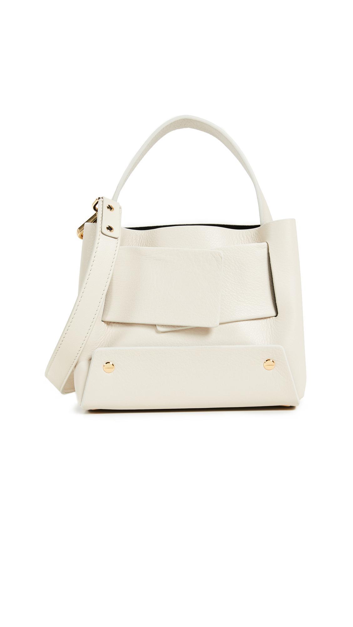 Yuzefi Dinky Bag In Cream