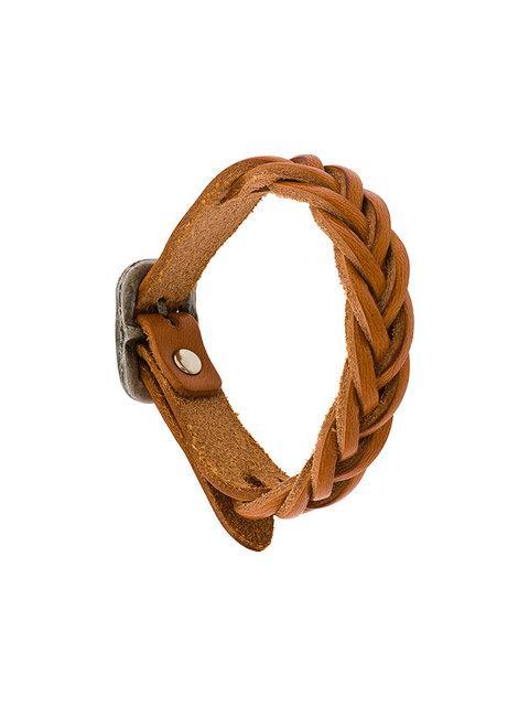 Il Bisonte Braided Bracelet