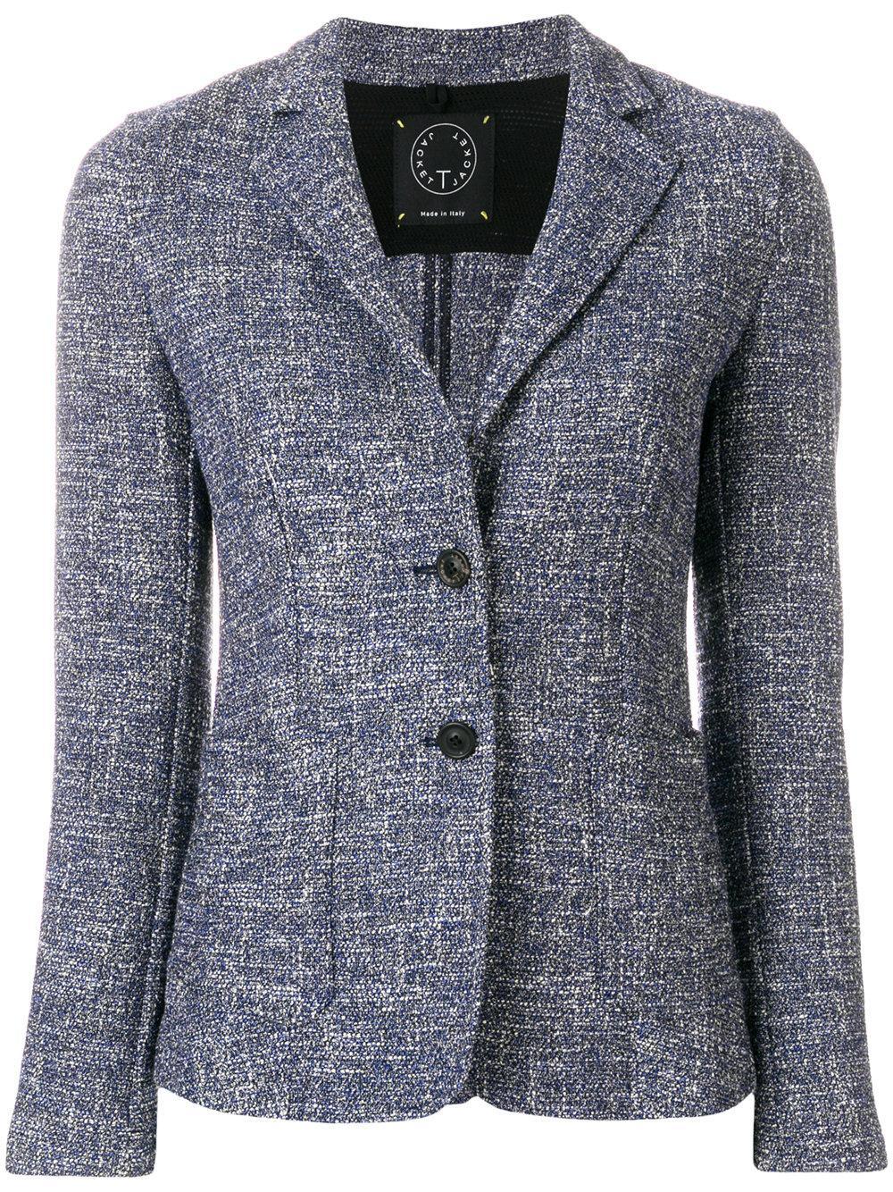 T-jacket Blue