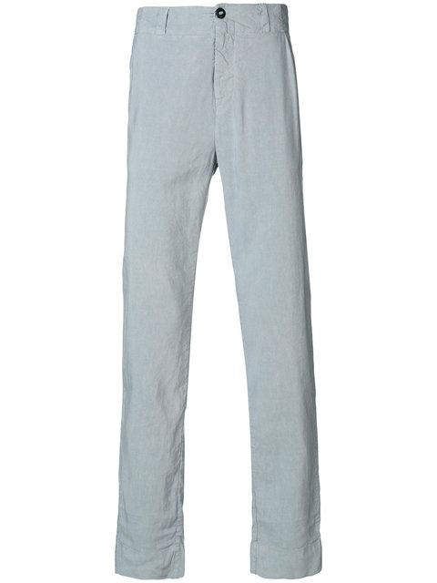 Hannes Roether Straight Trousers