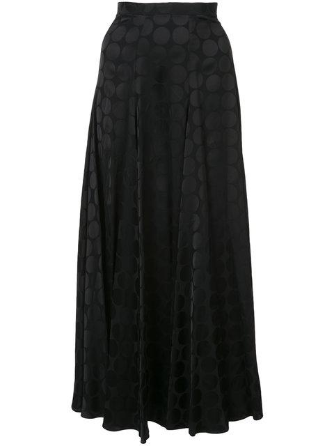 Co Tonal Dot Skirt