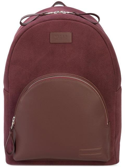 Valas Round Top Backpack - Red