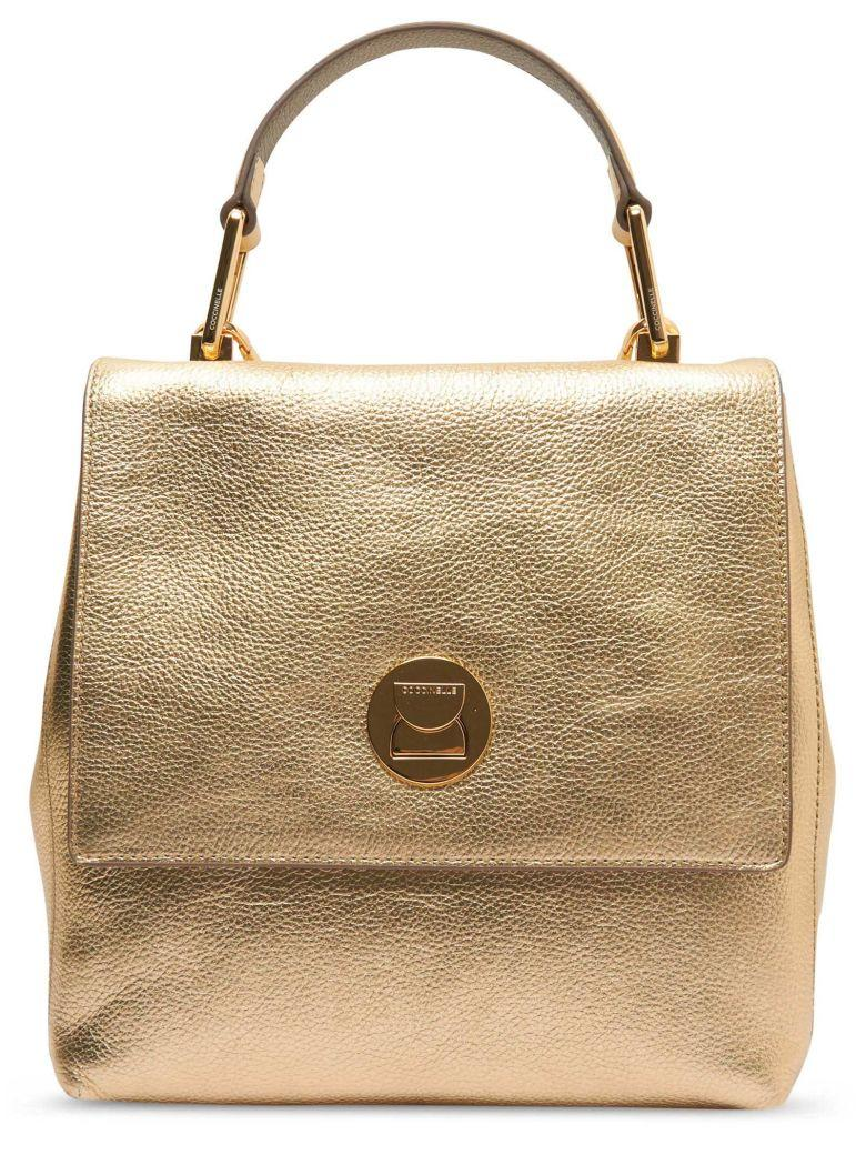Coccinelle Liya Backpack In Gold