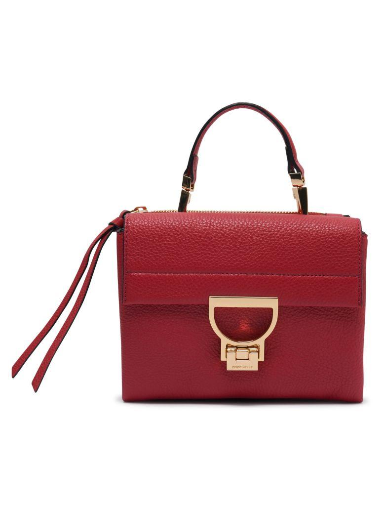 Coccinelle Arlettis Bag In Red