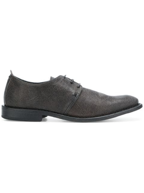 Fiorentini + Baker Smile Derby Shoes In Brown