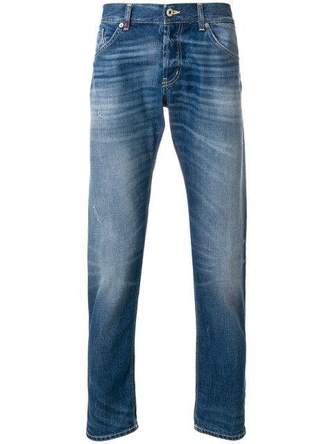 Dondup Regular Jeans - Blue