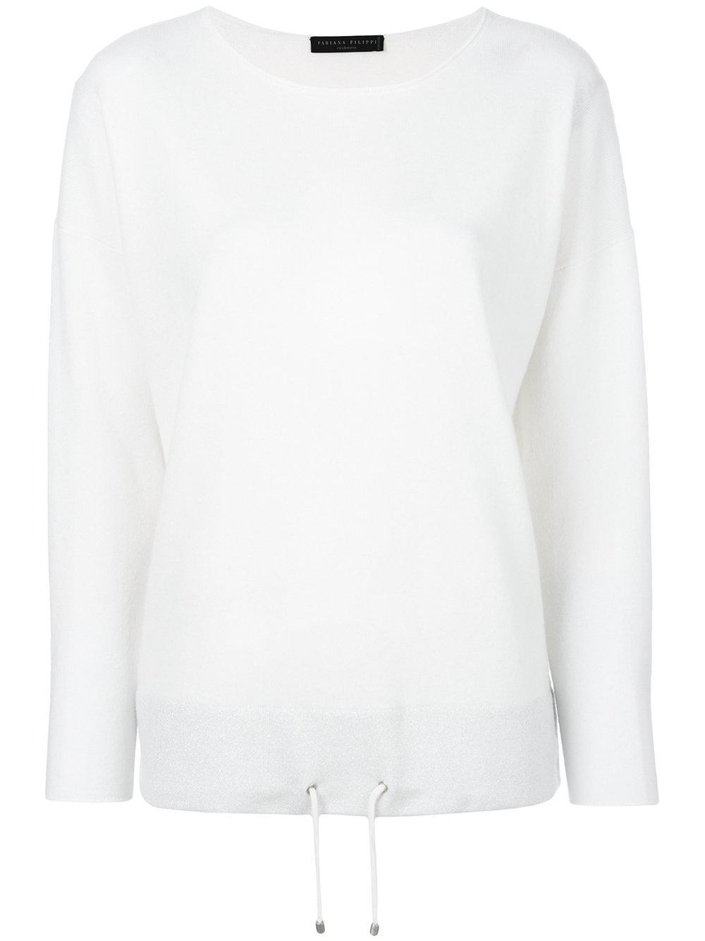 Fabiana Filippi Crewneck Sweater