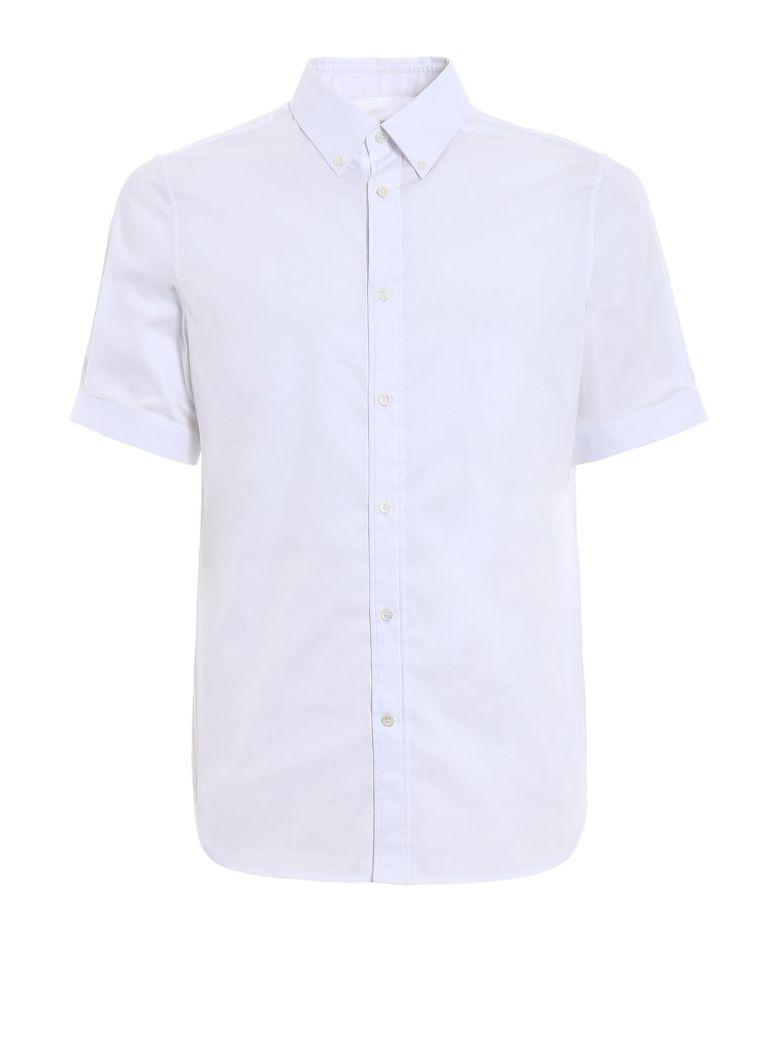 Alexander Mcqueen Brad Pitt Shirt In White