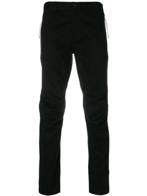 Maharishi Regular Trousers - Black