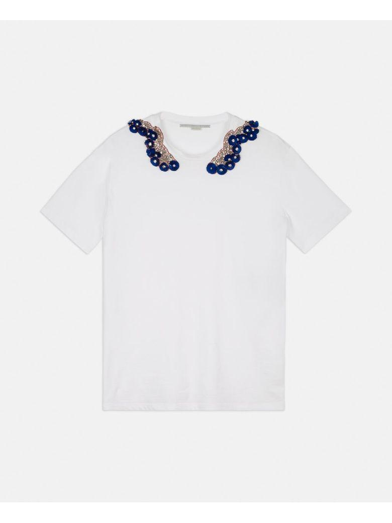 Stella Mccartney T-shirt In White