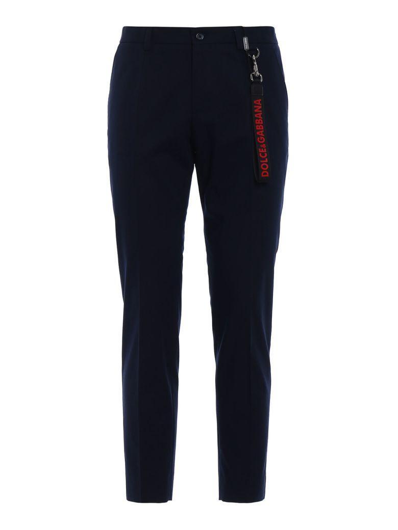 Dolce & Gabbana Stretch Trousers