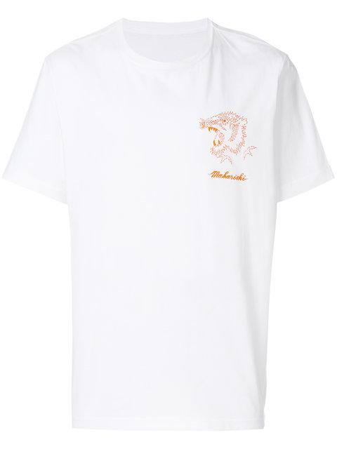 Maharishi Embroidered Tiger T