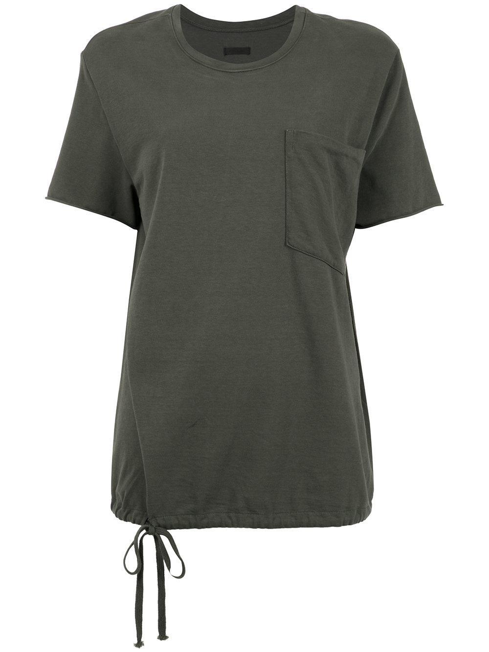 Osklen Bottom Blouse - Green