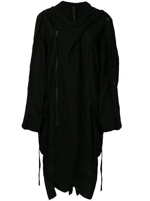 Barbara I Gongini Oversized Linen Jacket