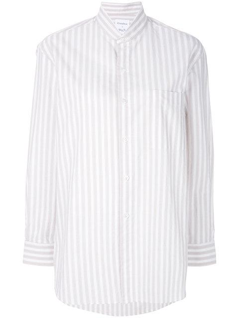 Cristaseya Striped Shirt