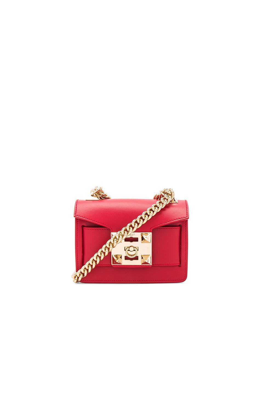 Salar Gaia Bag In Red