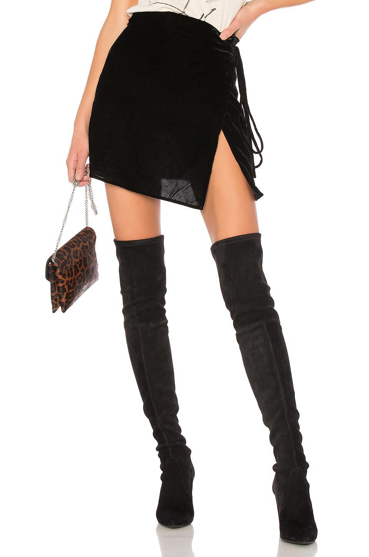 Lpa Skirt 410 In Black