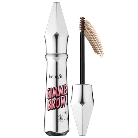 Benefit Cosmetics Benefit Gimme Brow+ Brow-volumizing Tinted Fiber Gel In Gimme Brow+ #3 Medium