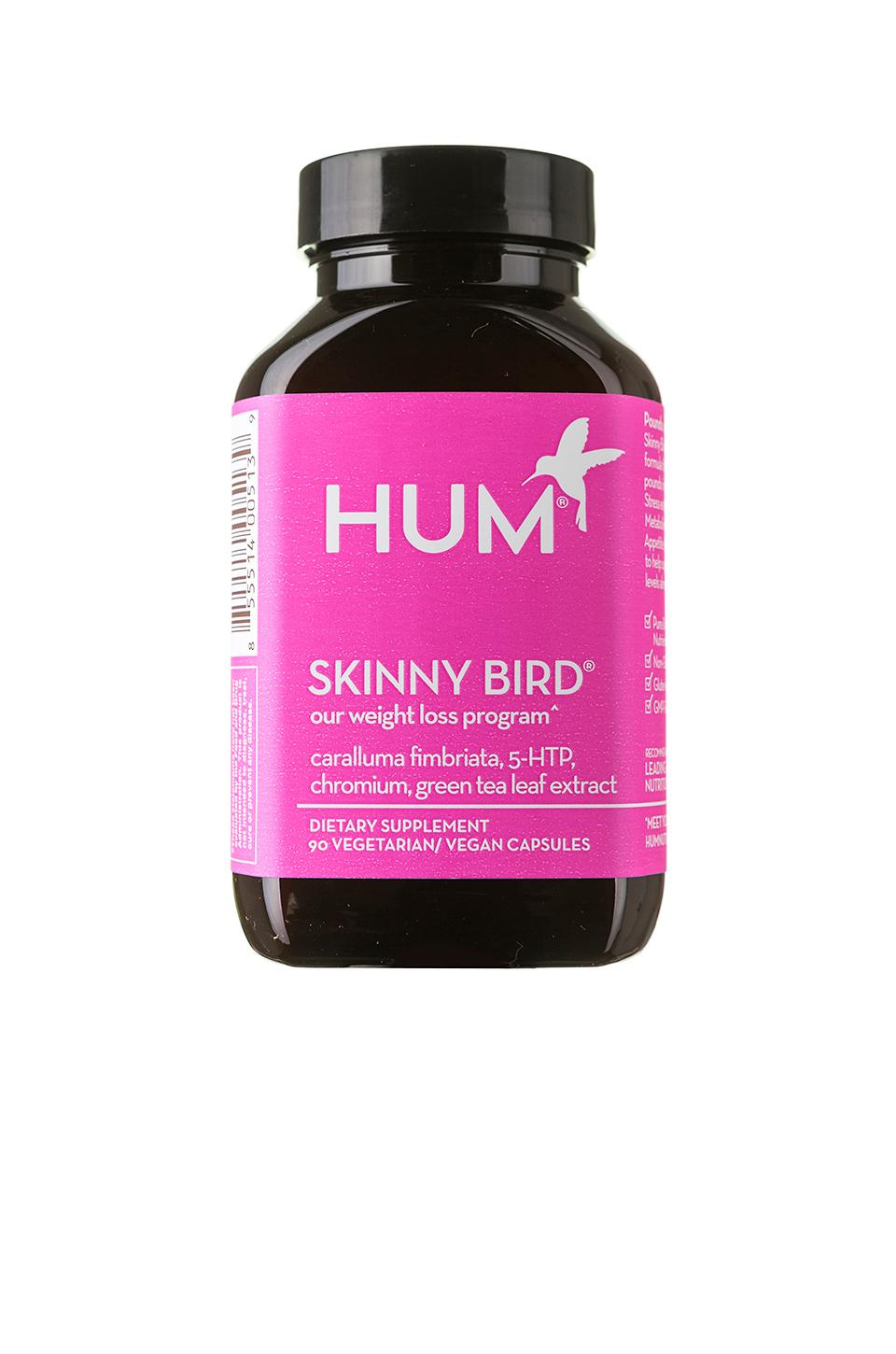 Hum Nutrition Skinny Bird Weight Loss Support Supplement In N,a