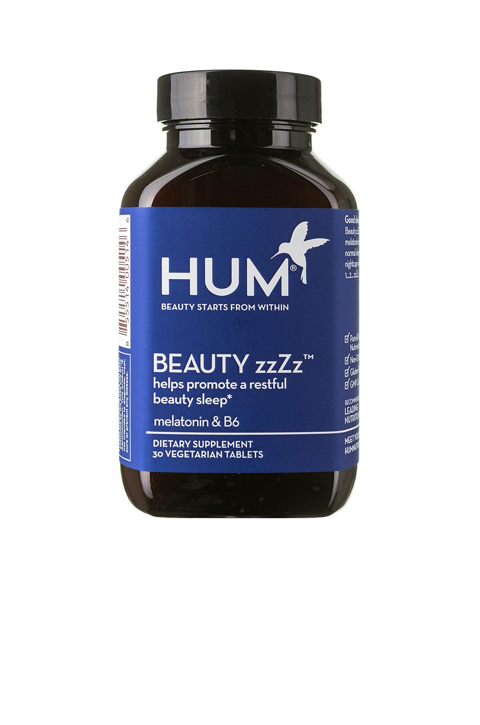 Hum Nutrition Beauty Zzzz Sleep Support Supplement In N,a