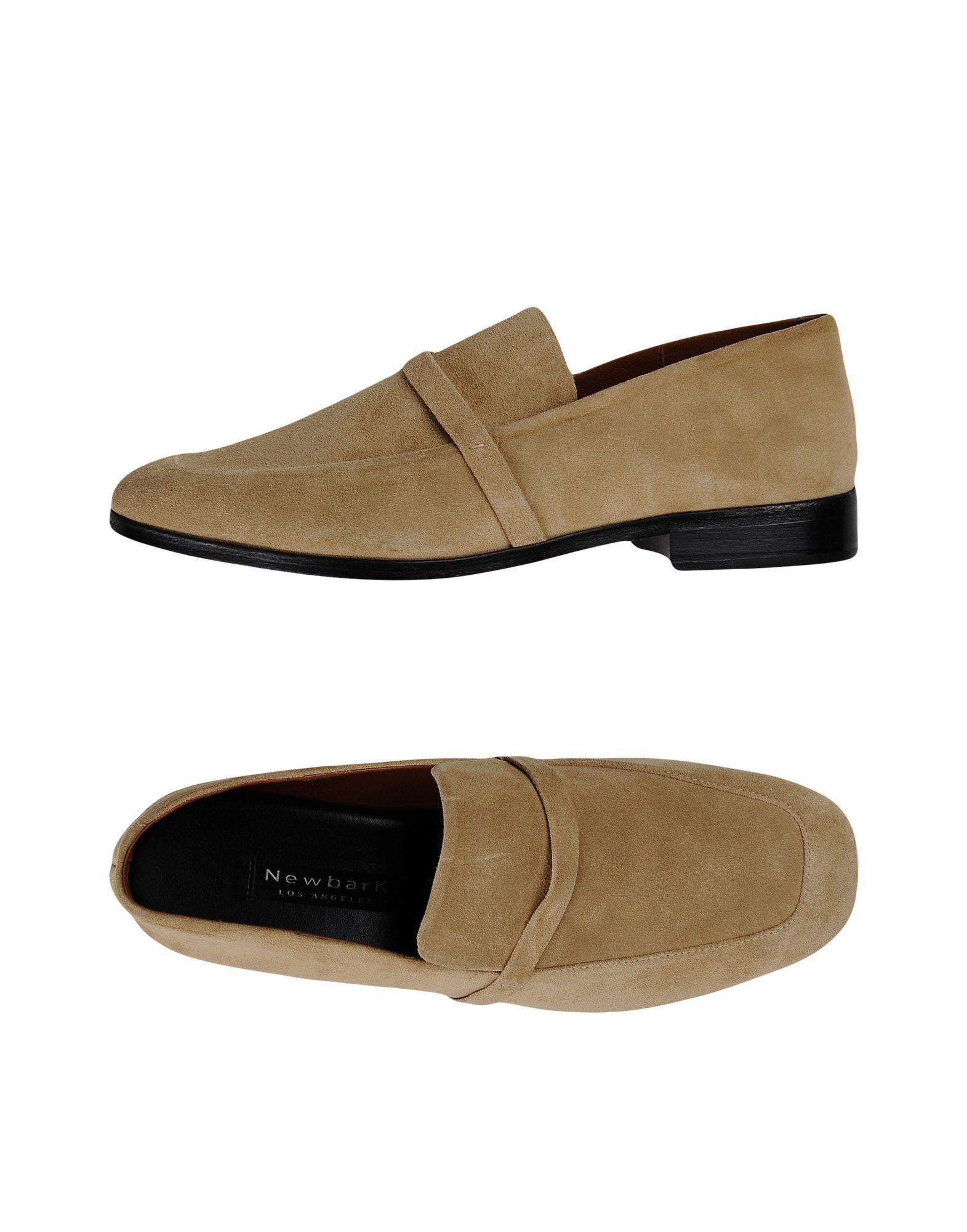 Newbark Loafers In Beige