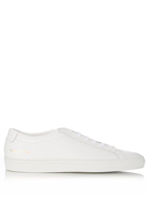 best website d7e9d e74bd Common Projects Achilles Low Sneakers In Grey