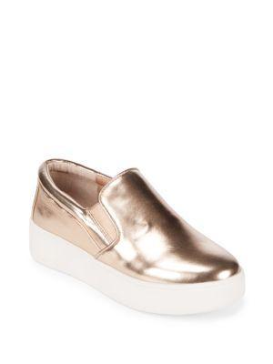 77a12062ea4 Steve Madden Gary Platform Shoes In Rose Gold