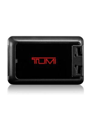 Tumi 4-port Usb Travel Adaptor In Black