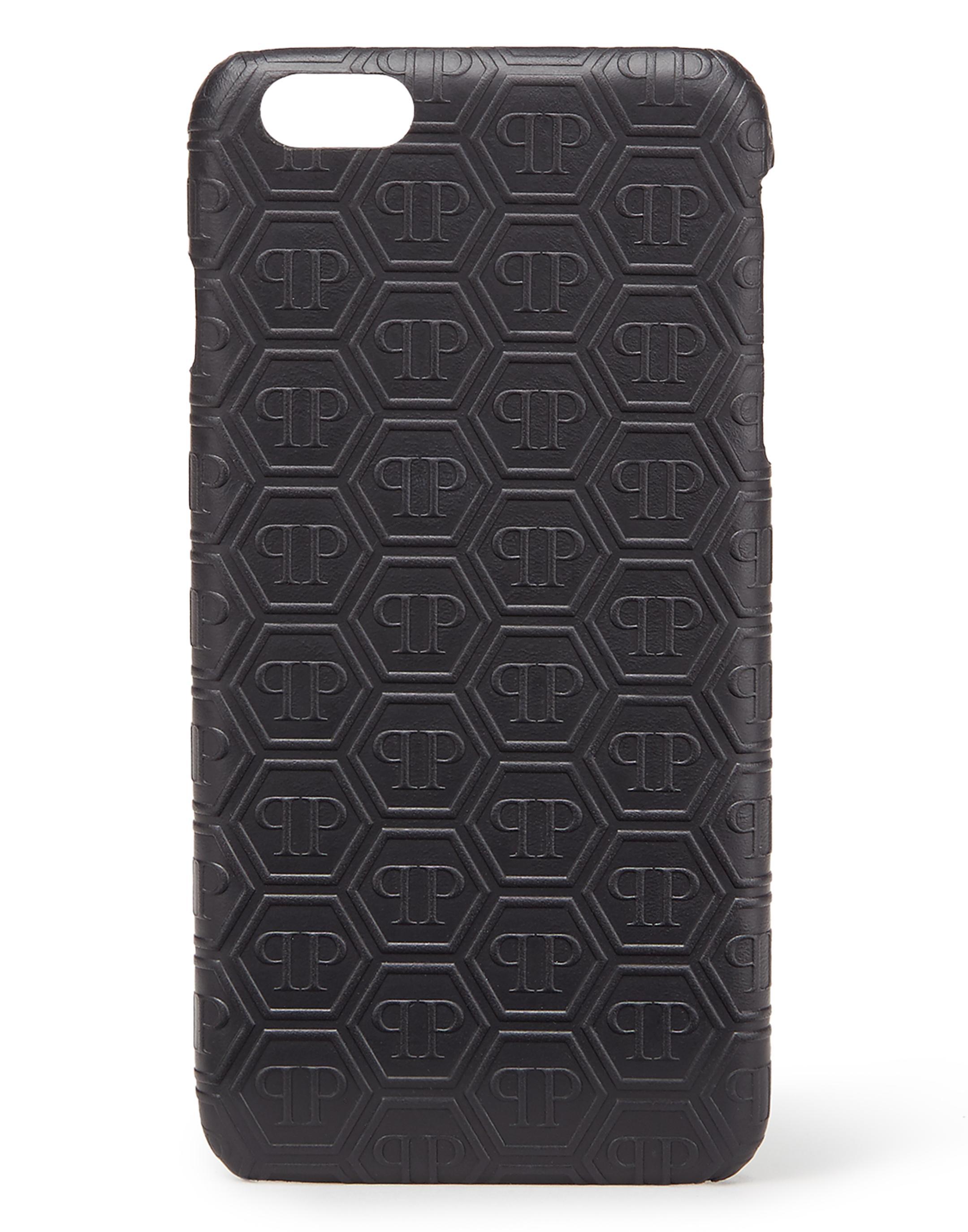 Philipp Plein Cover Iphone 6plus William In Black