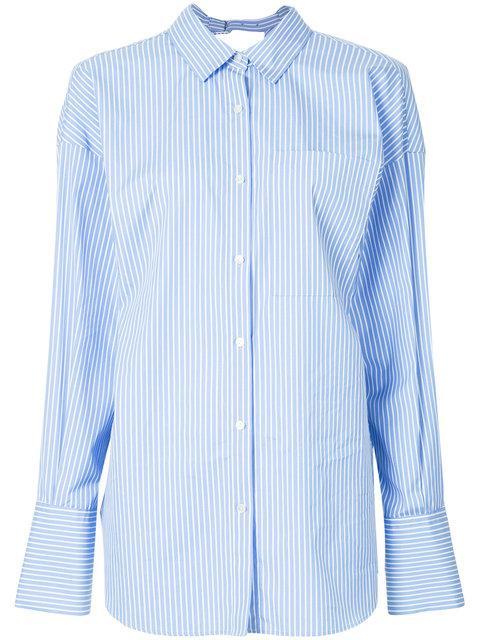 Le Ciel Bleu Striped Shirt