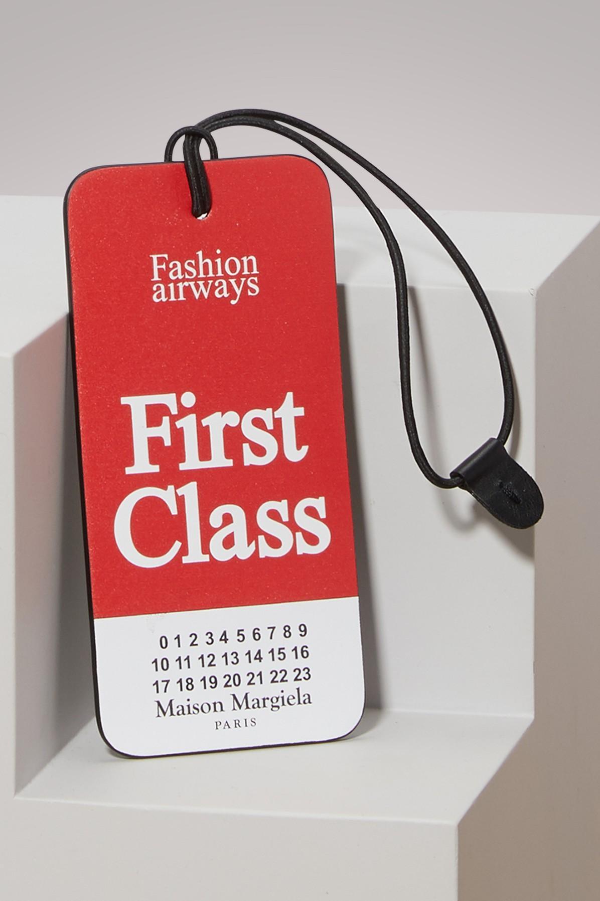 Maison Margiela First Class Tag