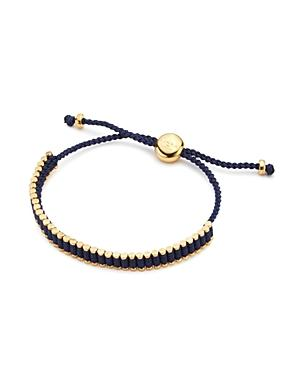 Links Of London Mini Friendship Bracelet In Navy