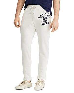 Polo Ralph Lauren Tiger Logo Sweatpants - 100% Exclusive In White