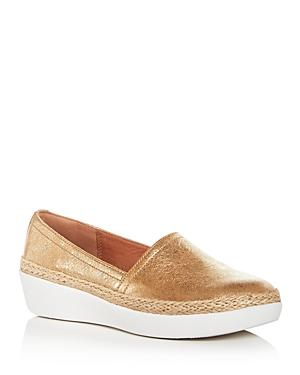 0c3fbd4608eb Braided espadrille trim adds warm-weather style to a loafer-profile slip-on  crafted for stylish comfort. A super-lightweight ergonomic SUPERCOMFF  midsole ...