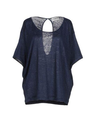 Essentiel Antwerp T-shirts In Dark Blue