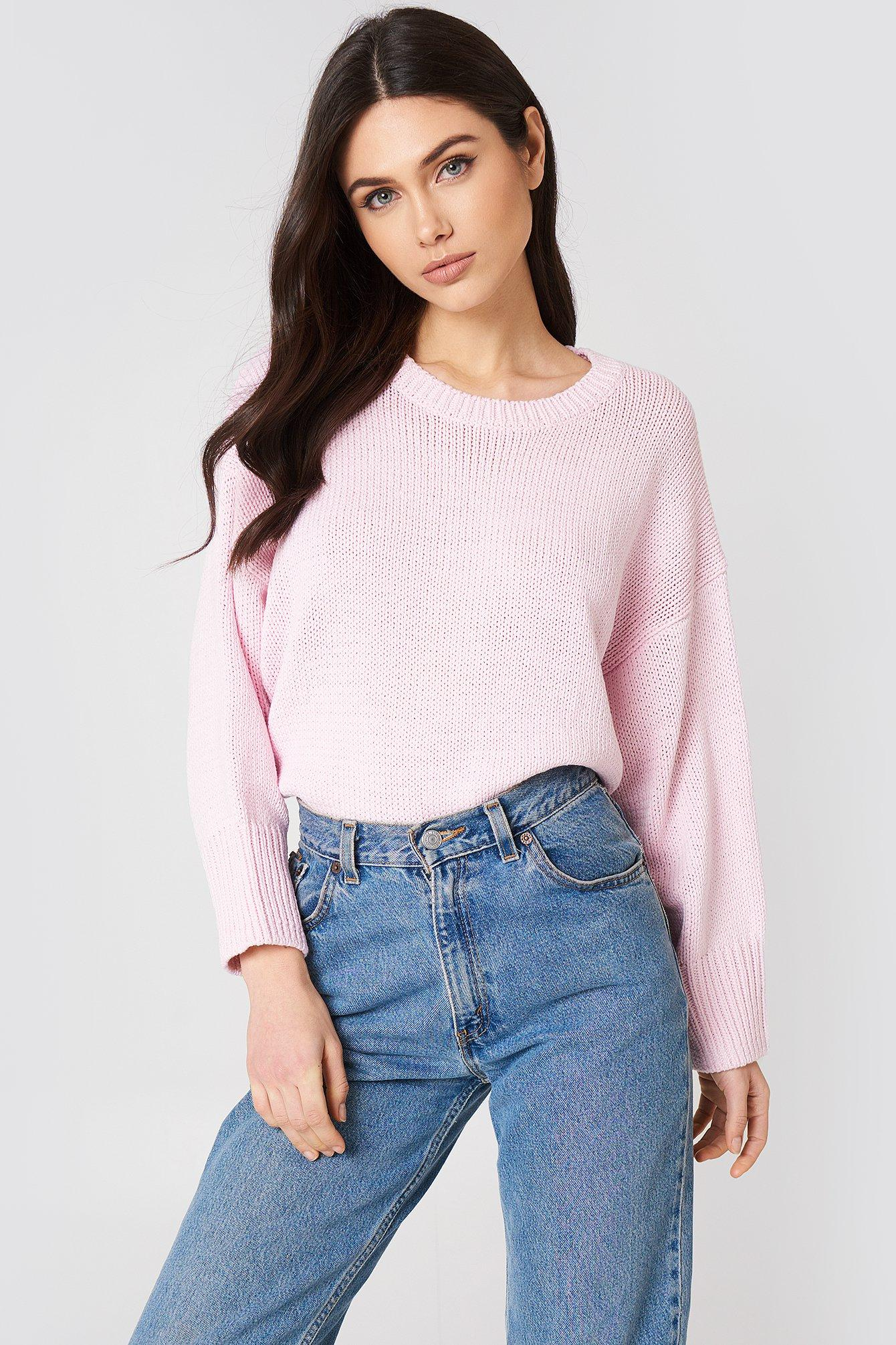 Cheap Monday Against Knit - Pink In Pale Pink