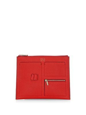 Oad Kit Clutch In Classic Red