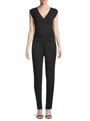 Tart Vita Sleeveless Jumpsuit In Black