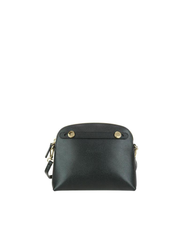 Furla Xl Piper Crossbody Bag In Onyx