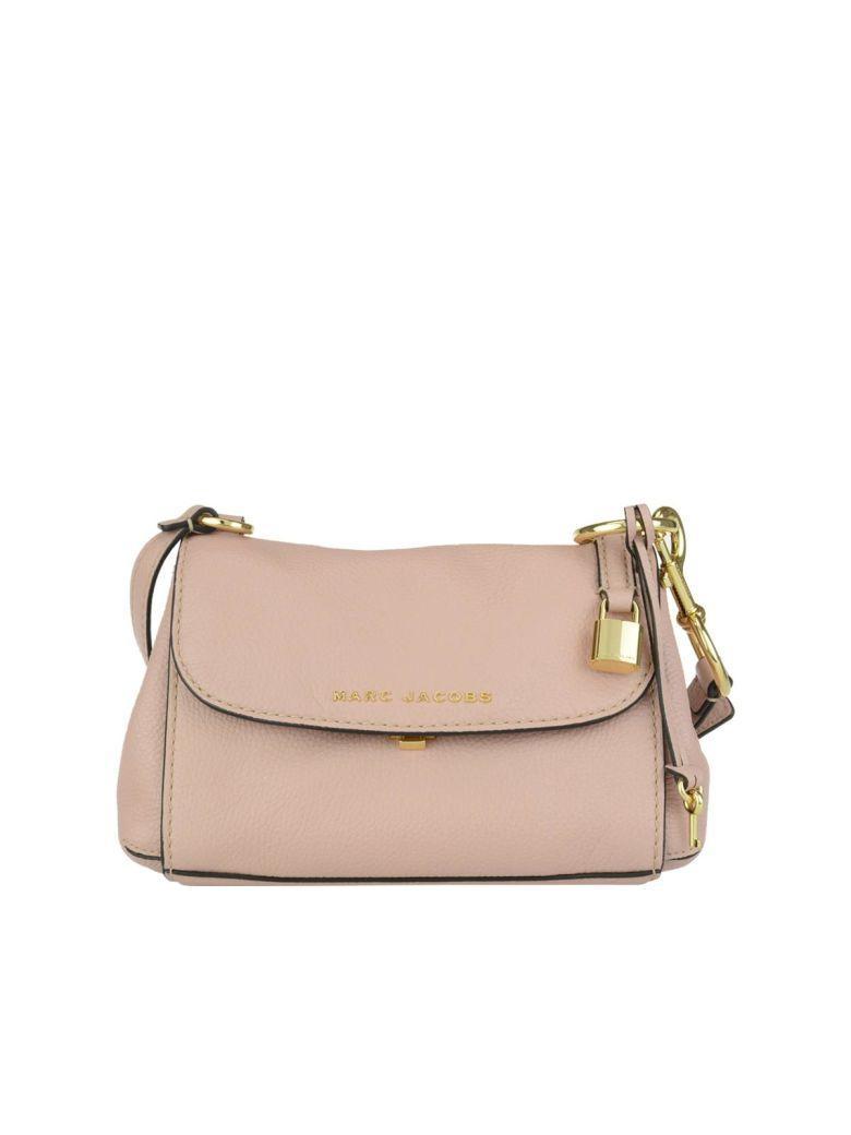 Marc Jacobs Mini Boho Grind Bag In Pink