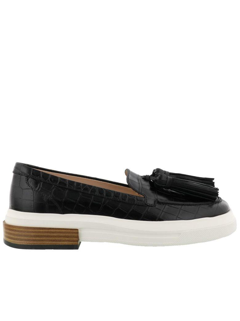 Tod's Xl Loafers In Black