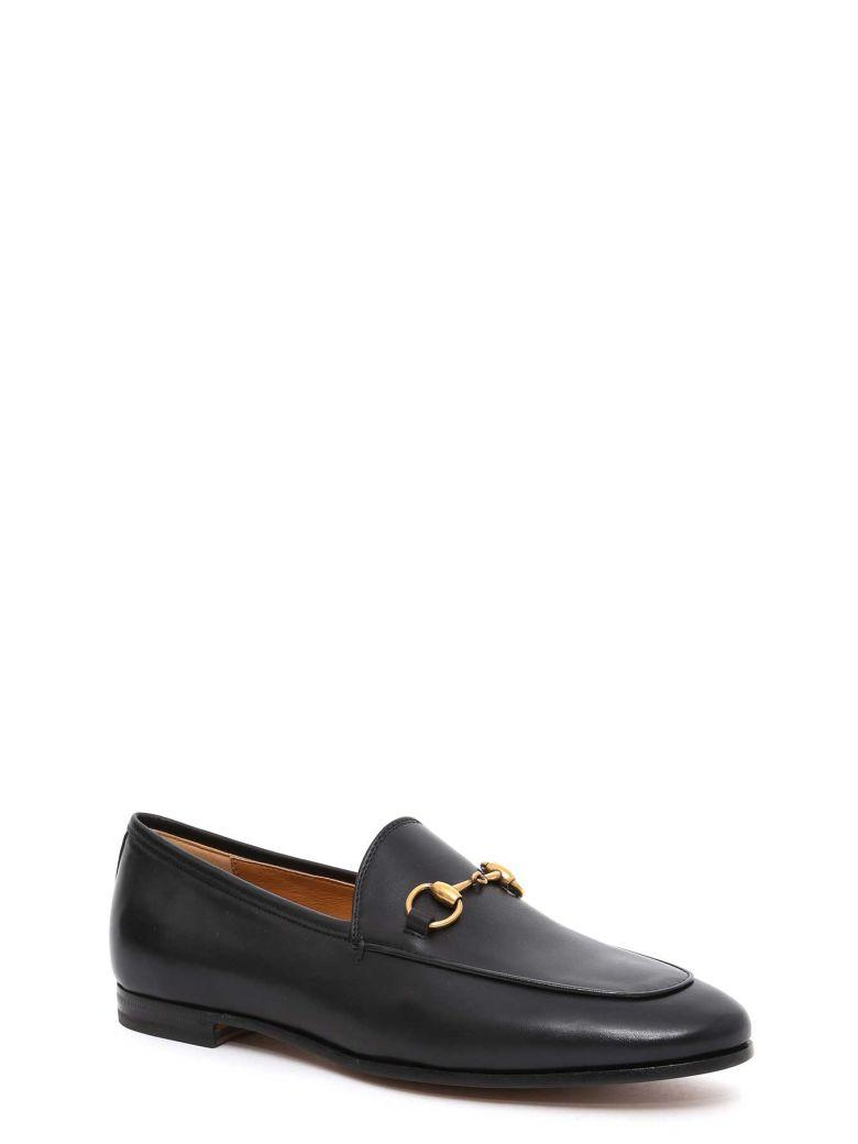 Gucci Classic Jordaan Loafers In Nero