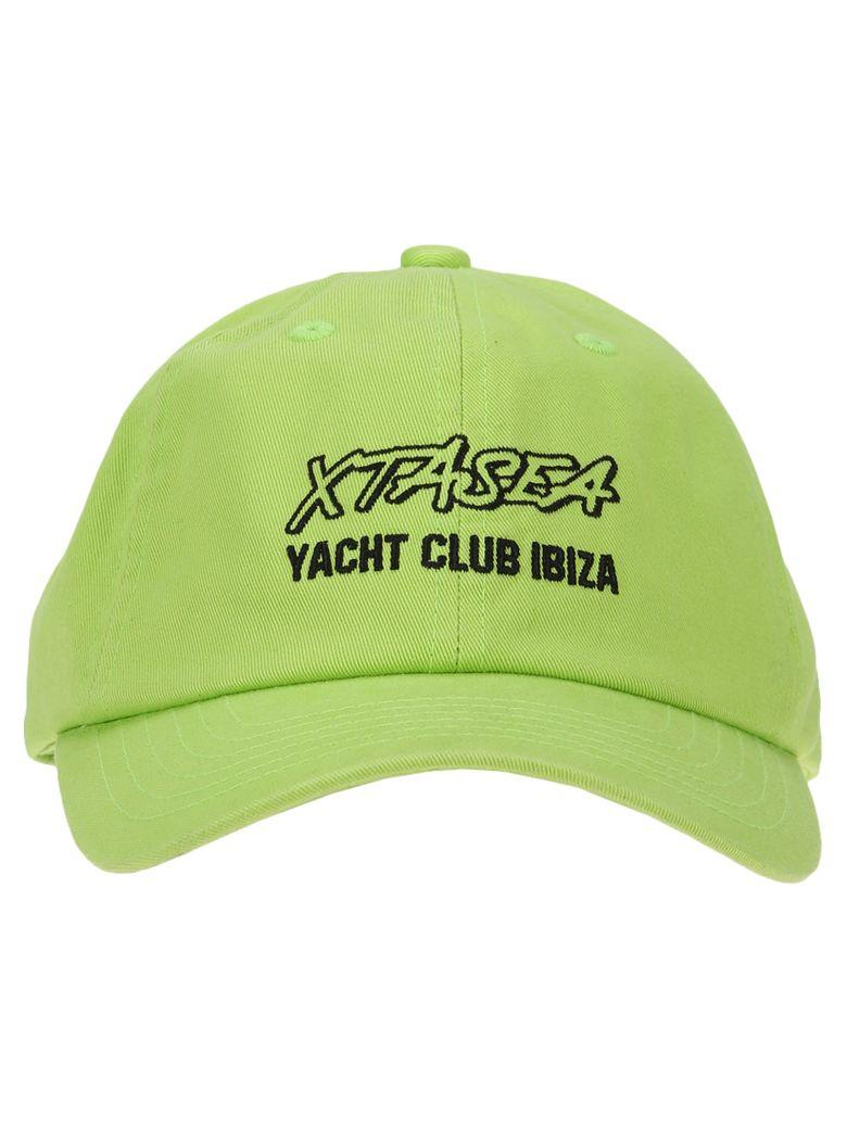 Misbhv Ss18-w-406 Ibiza Capneon Green In Neon Green