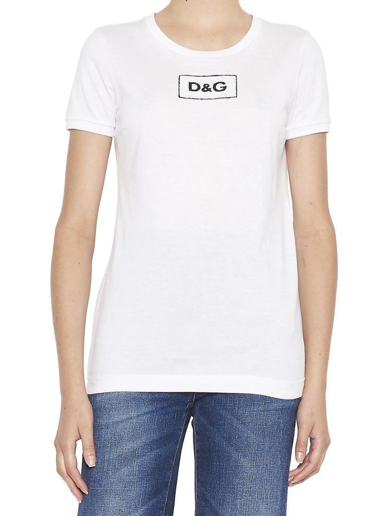 Dolce & Gabbana T-shirt In White