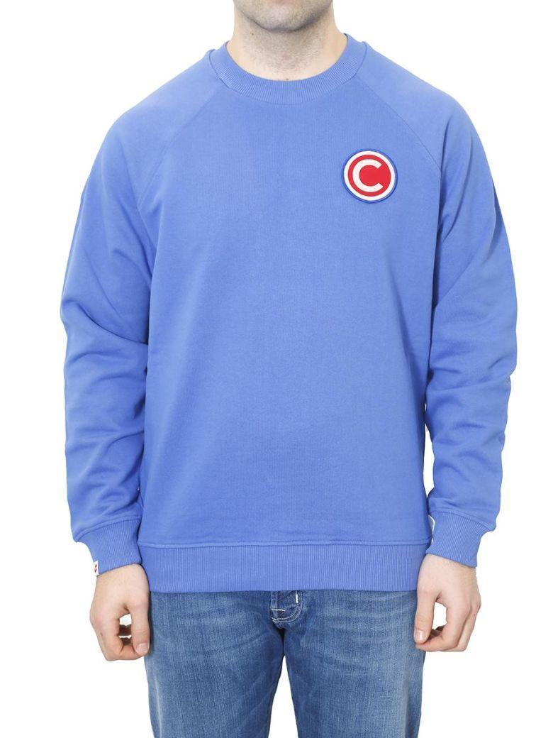 Colmar Originals - Cotton Sweatshirt In Blu Royal
