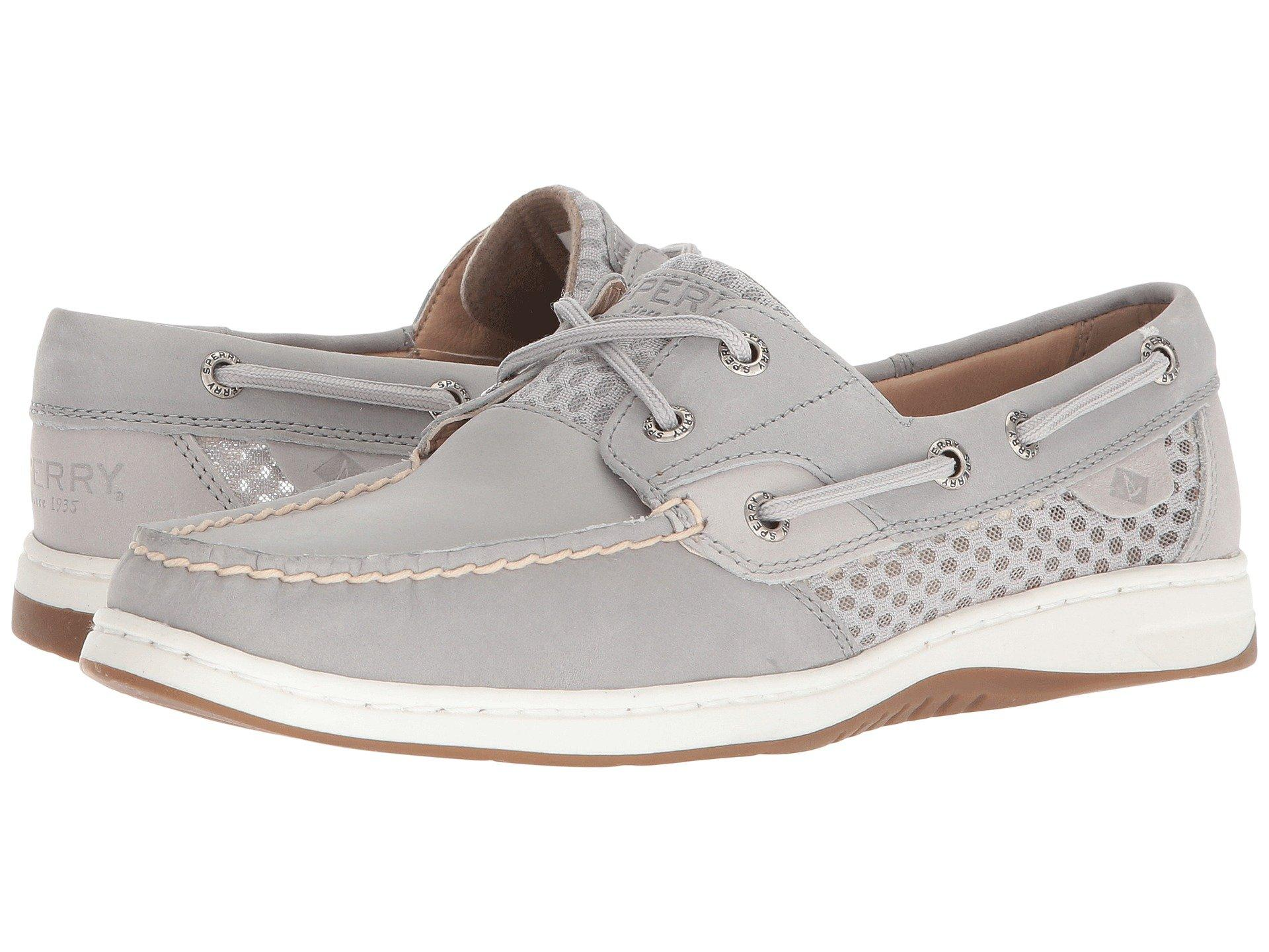 Sperry Bluefish Air Mesh In Grey