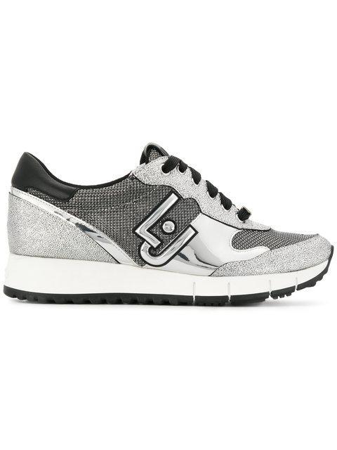 Liu •jo Colour Block Low-top Sneakers