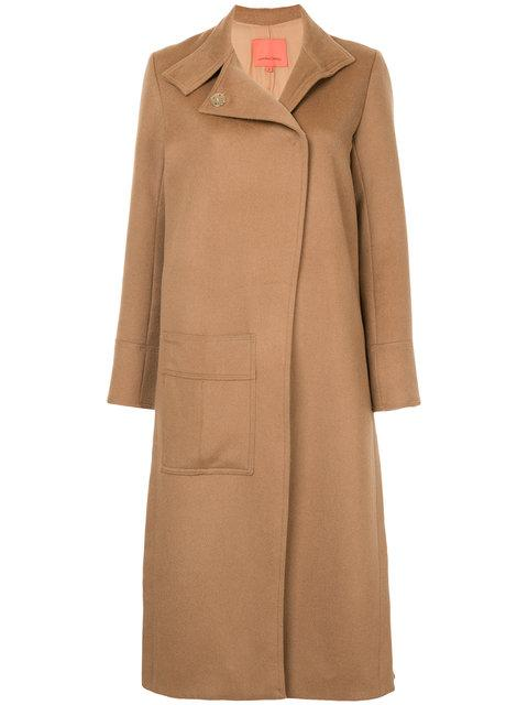Manning Cartell Cloud Scapes Coat In Brown